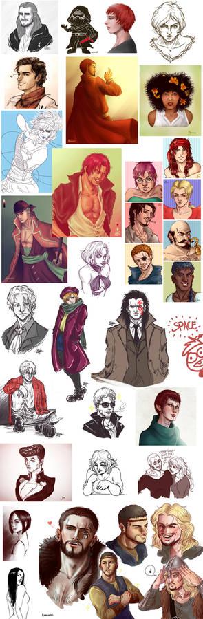 The doodlesh 18
