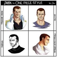 OP STYLE MEME - OC ZAREK by artJou