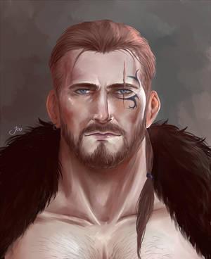 Sigeheah portrait by artJou