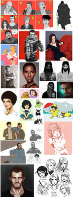 The doodlesh 20