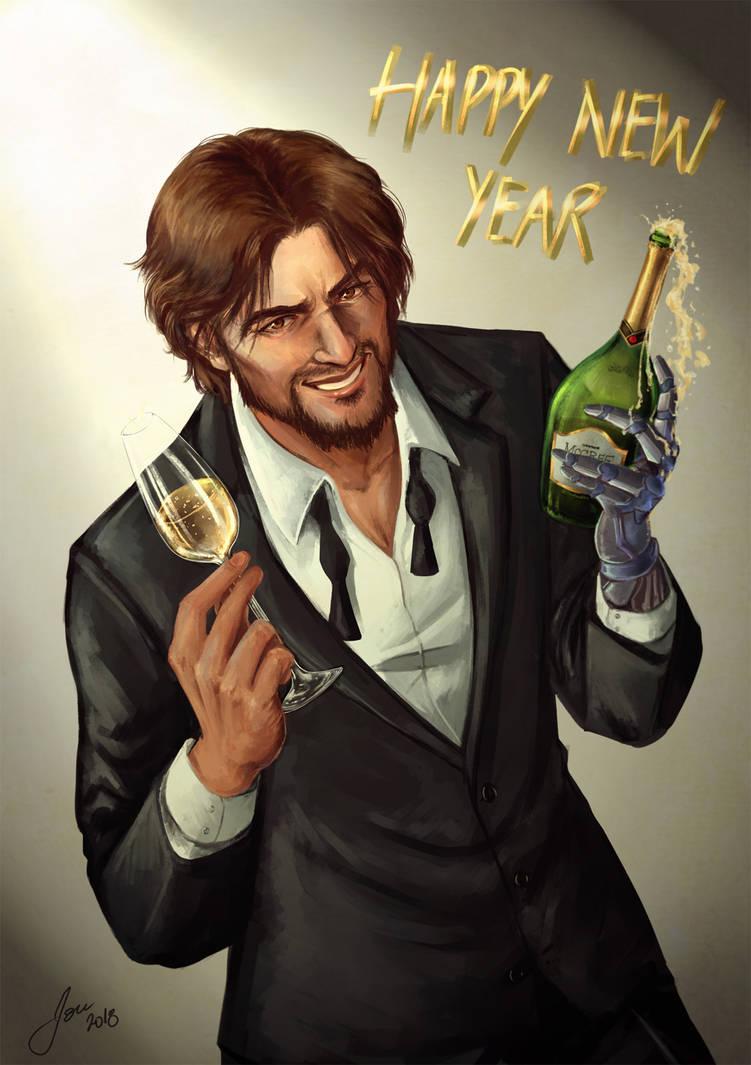 McHappy New Year~ by artJou