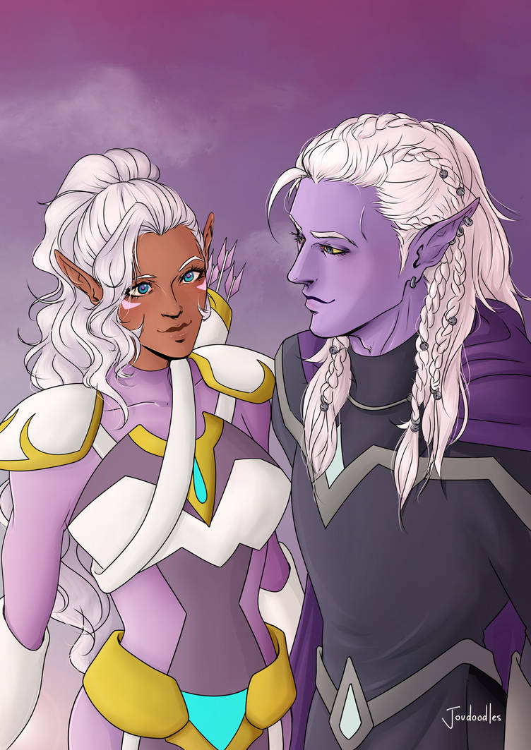 Commission Lotura by artJou