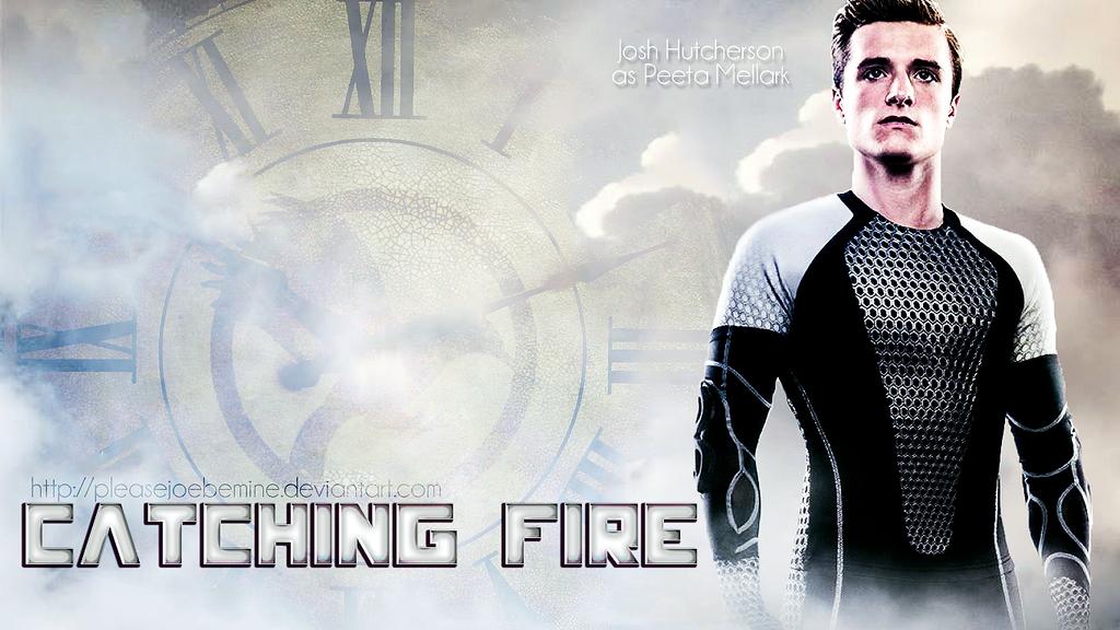 Wallpaper Catching Fire/Peeta Mellark by PleaseJoeBeMine ...