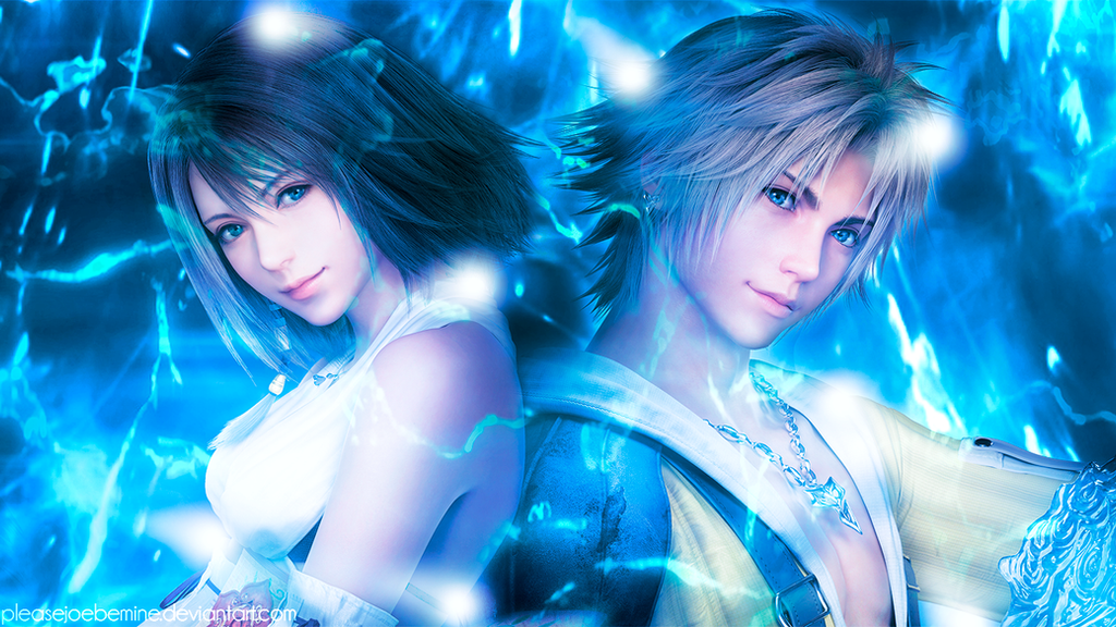 yuna ffx wallpaper - photo #10
