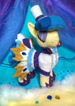 The Pony of Pop!