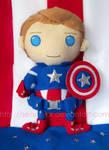 Mr Captain America