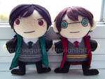 Dumbledore's wizards