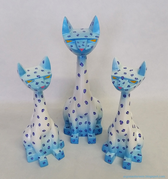 Snow Cats by Arthammer
