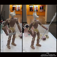 Toy Fair Live Demo Sculpt Project