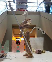 Toy Fair Live Demo Sculpt Project Hound