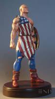 Earth X Captain