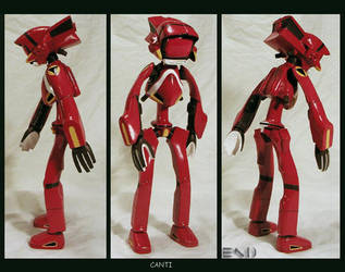 Canti red by EricNocellaDiaz