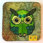 Owl Card 02