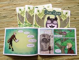 Otus Opus comics