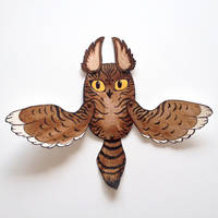 Owl Paperdoll 04