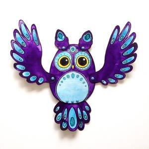 Owl Paperdoll 06