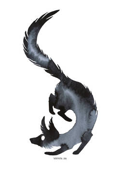 Ink Fox 03