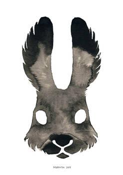 Ink Bunny 03
