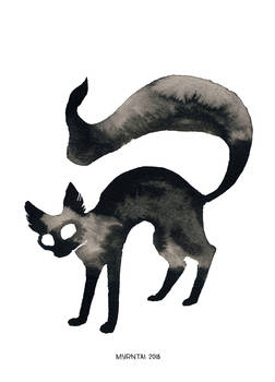 Ink Cat 15