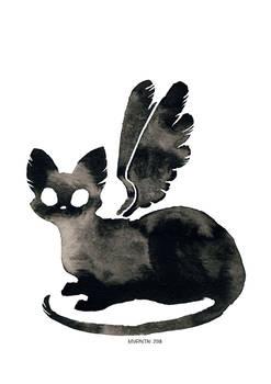 Ink Cat 18