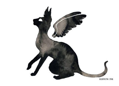 Ink Cat 19