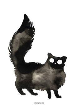 Ink Cat 20