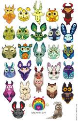 Owls 2018