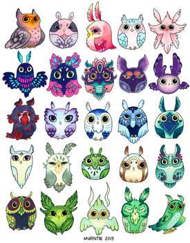 Owls 2019 part 01