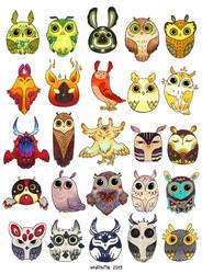 Owls 2019 part 02
