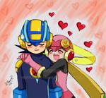 Rockman exe: Cyber Love XD
