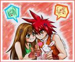 Happy Valentine oOoU