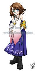 Chibi Yuna by Rolly-Chan