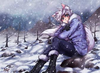 Izumi Yuki by Rolly-Chan