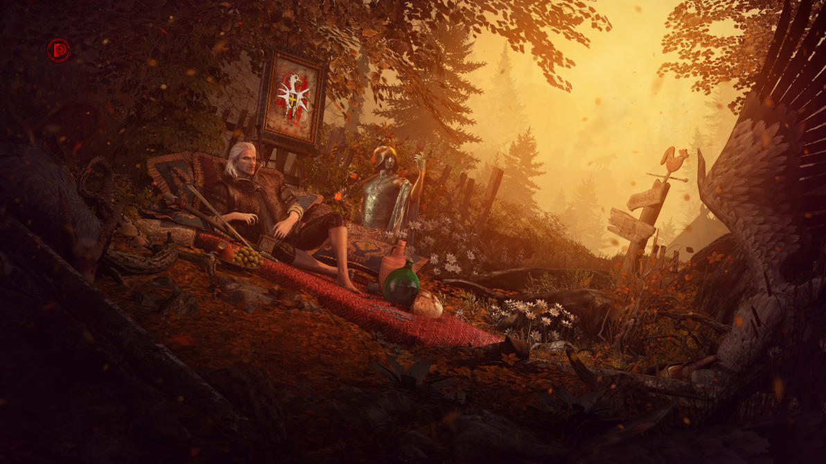 Geralt by NOGA14