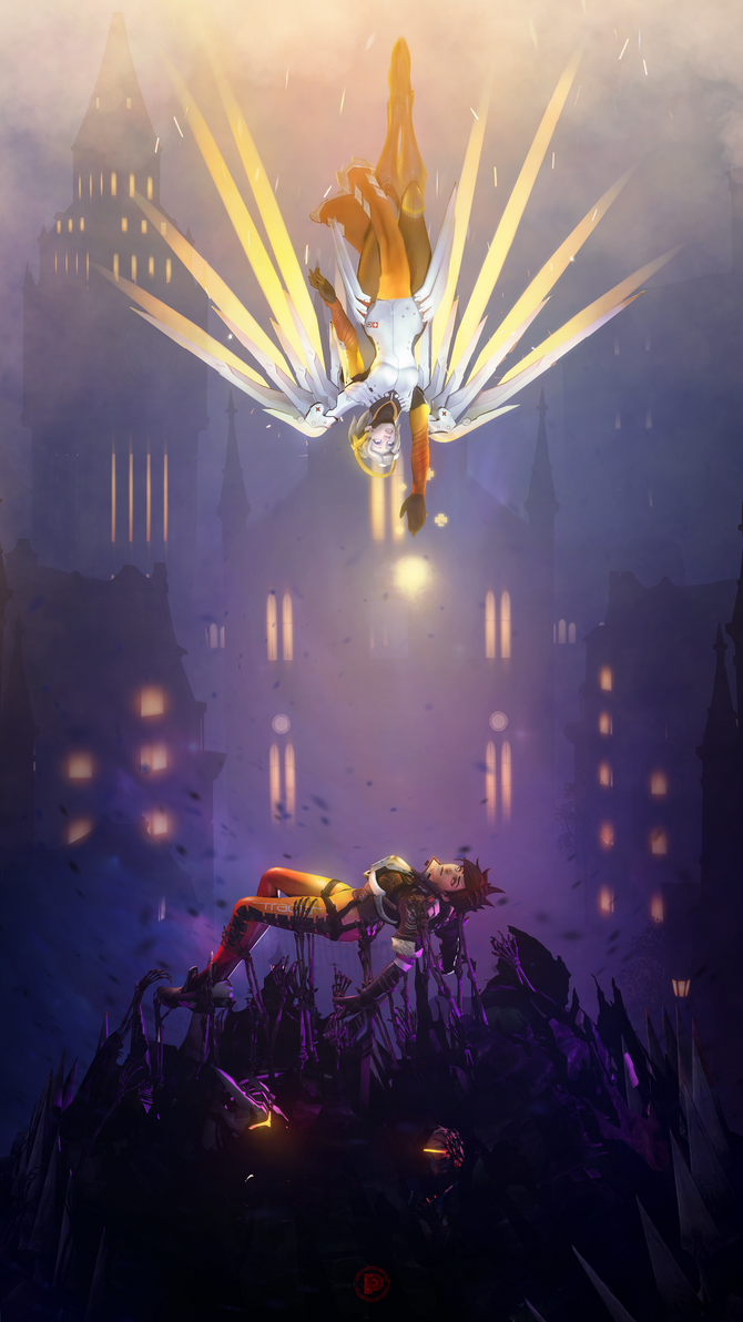 Overwatch:Resurrect by NOGA14