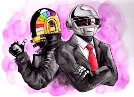 Daft Punk by Skrillexshy