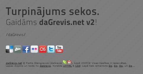 daGrevis.net v1.5