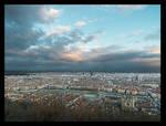 Lyon vu du Ciel 2 by MagicWorld