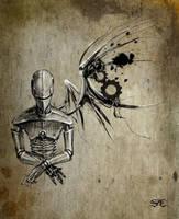 CyberAngel by Sithvalis