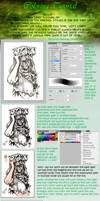 Coloring Tutorial by shadowhunter144