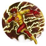 Kid Flash Run