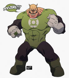 everybody loves KILOWOG. by curseoftheradio