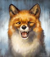 Fox by Pihguinolog