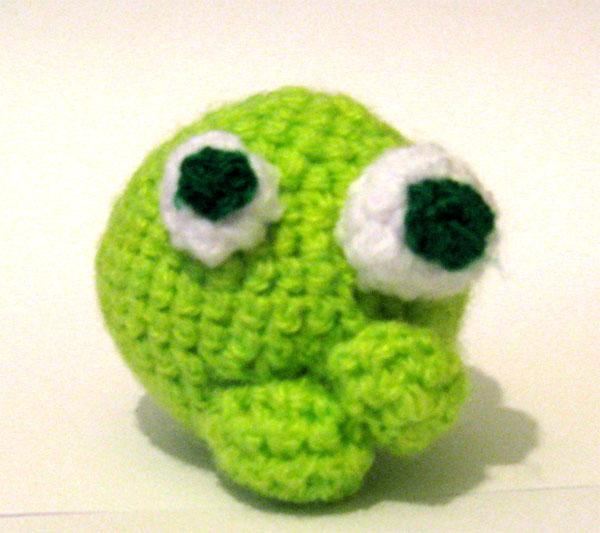 Emoticon crochet by Little-Vampire