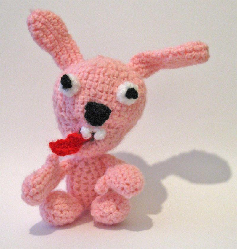 Psycho Bunneh Crochet