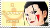 Inuzuka Hana supporter stamp by Rea-the-hedgehog