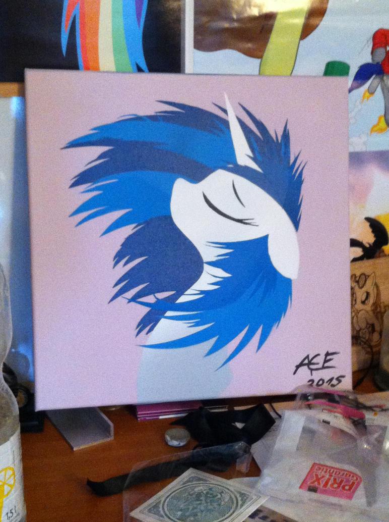 Vinyl Spray - Inspired by RarieDash by Acelicious