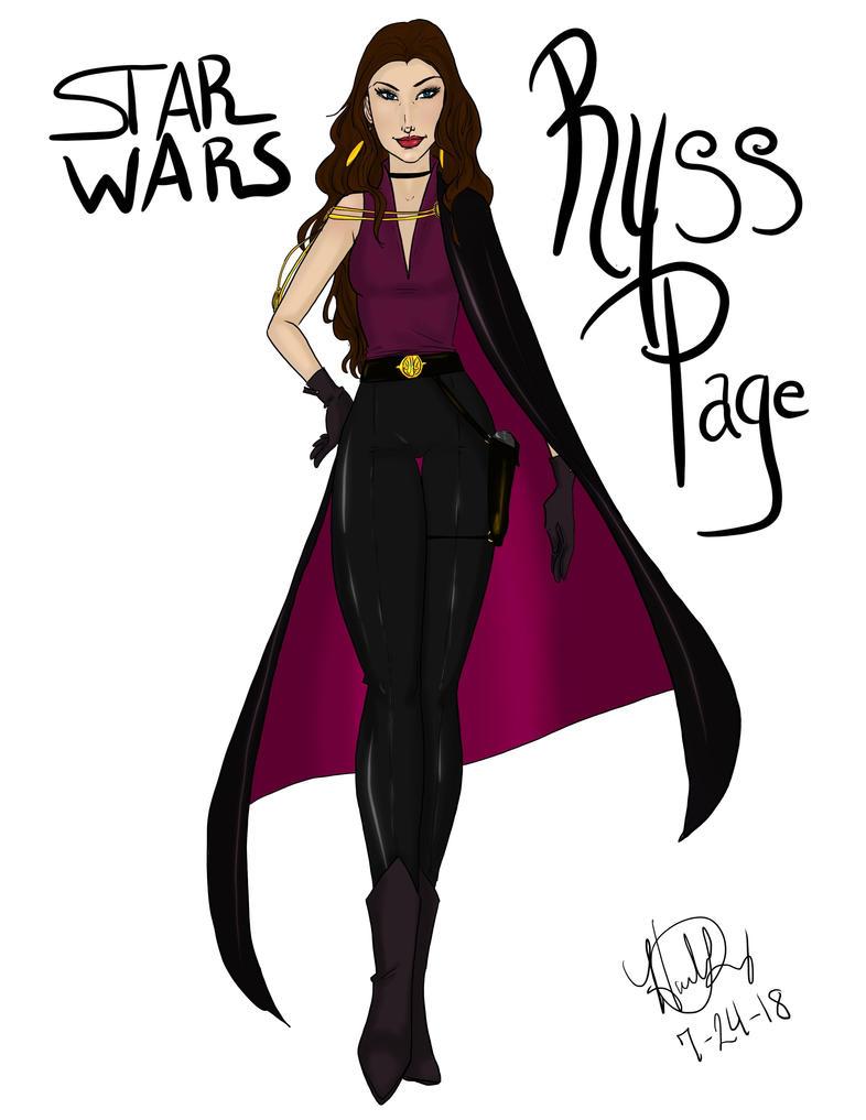 Ryss Page by Harruka