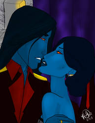 Forbidden Kiss by Harruka