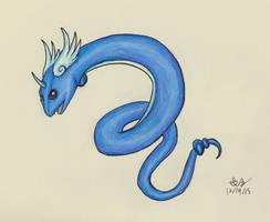 Dragonair by Destille